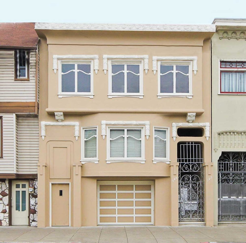 Sold at $780,000<strong>547 19th Avenue, San Francisco</strong>