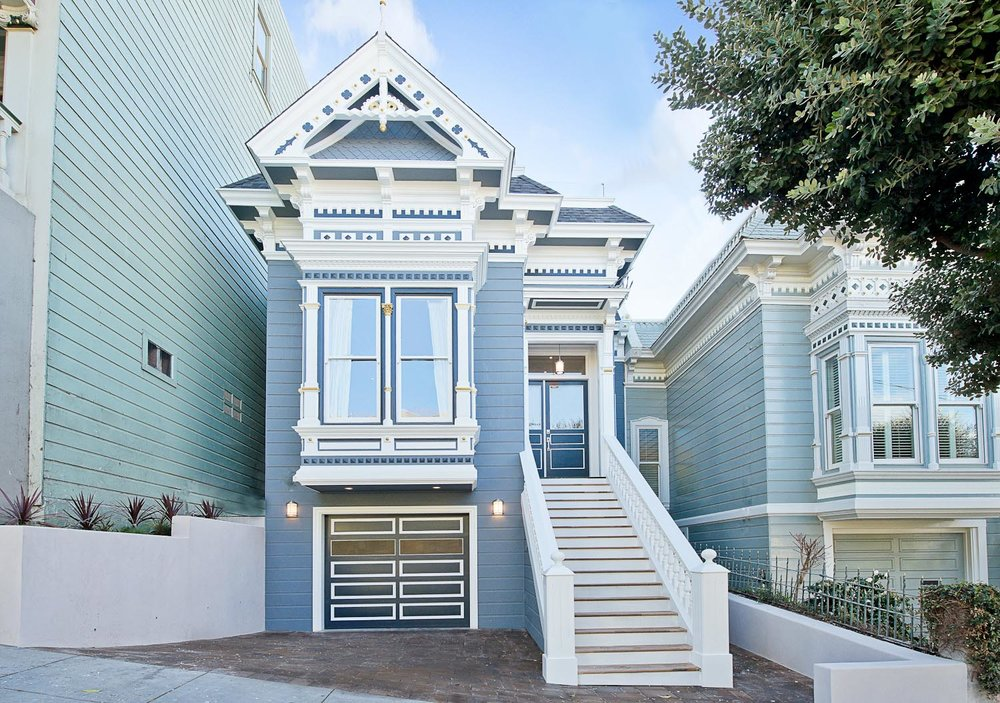 Sold at $3,050,000<strong>290 Collingwood Street, San Francisco</strong>