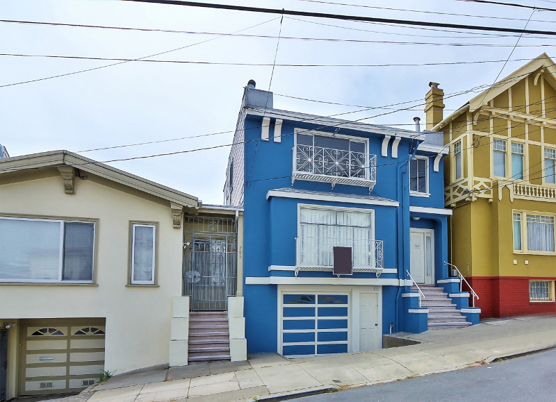 Sold at $1,000,000<strong>703-707 42nd Street, San Francisco</strong>