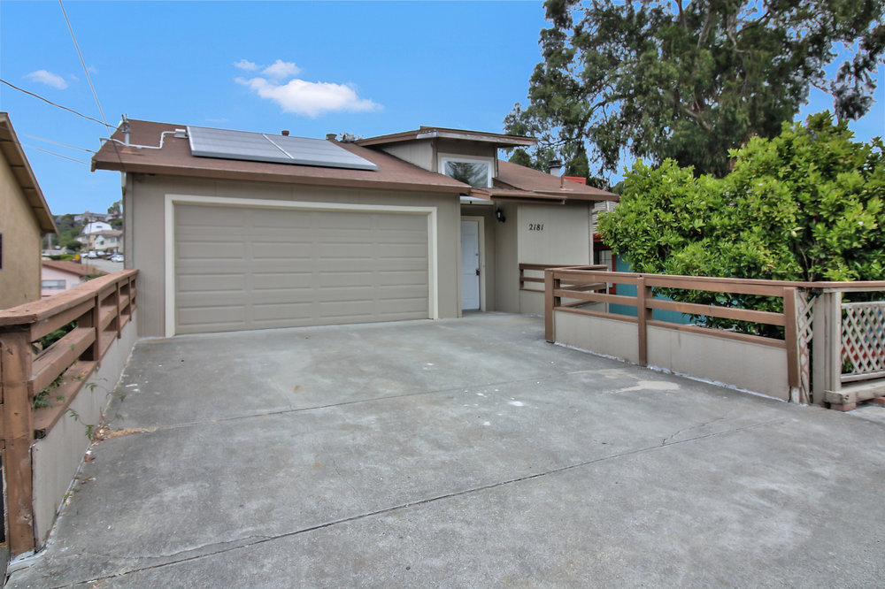Sold Off-Market at $670,000<strong>2181 167th Avenue, San Leandro</strong>