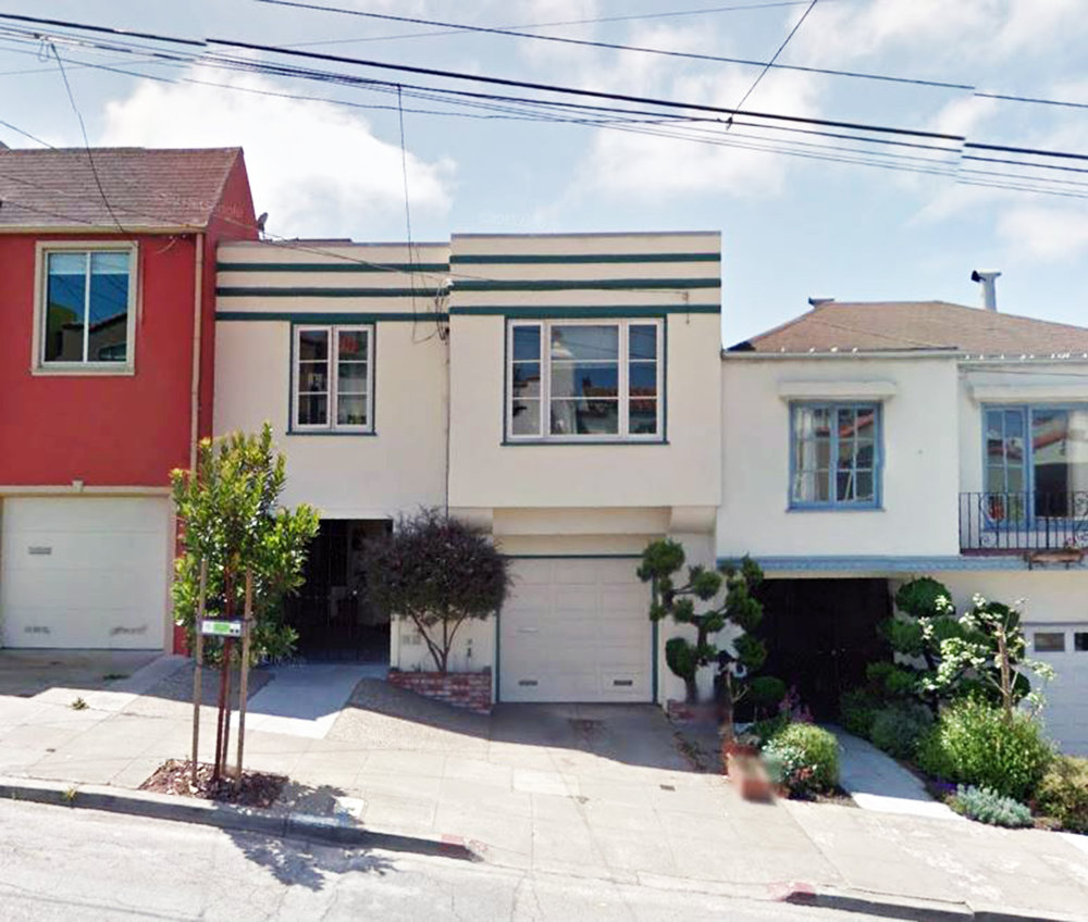 Sold Off-Market at $1,600,000<strong>2663 18th Avenue, San Francisco</strong>