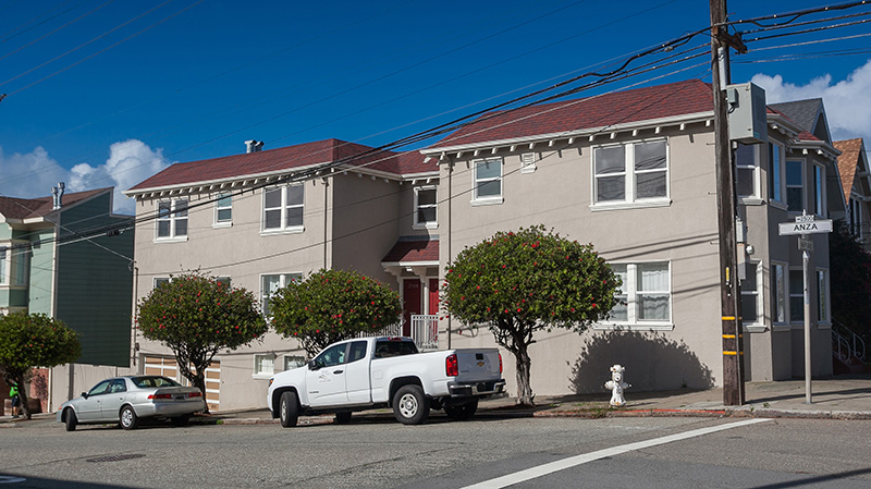 Sold at $2,600,000<strong>2502-2508 Anza Street, San Francisco</strong>