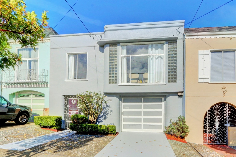 Sold at $1,043,000<strong>1811 27th Avenue, San Francisco</strong>