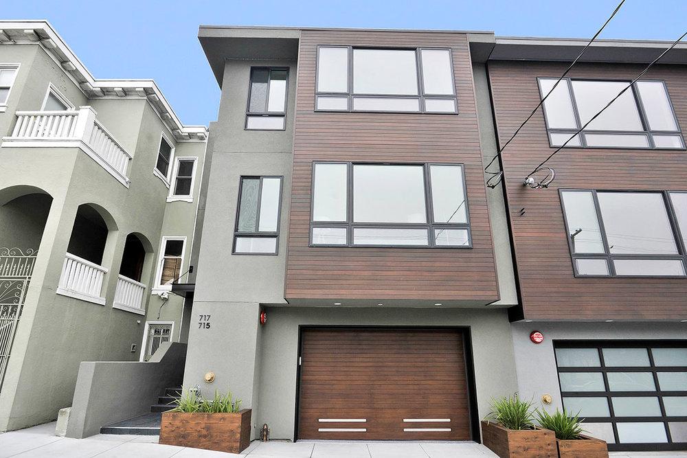 Sold at $1,500,000<strong>715 Kirkham Street, San Francisco</strong>