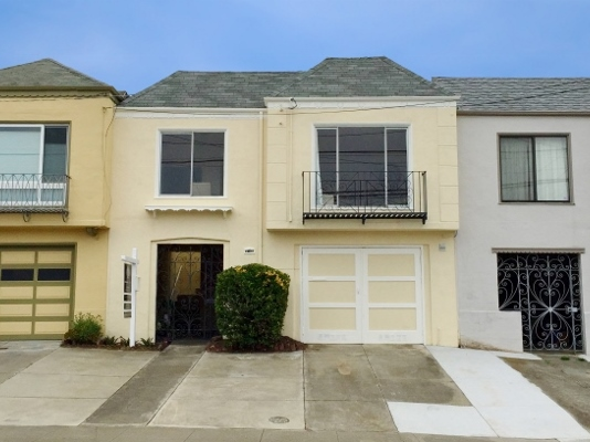 Sold at $1,189,000<strong>2142 25th Avenue, San Francisco</strong>