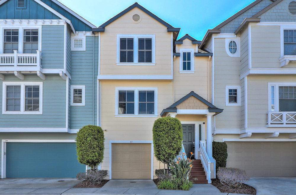 Sold at $1,475,000<strong>22 Creekside Lane, San Mateo</strong>