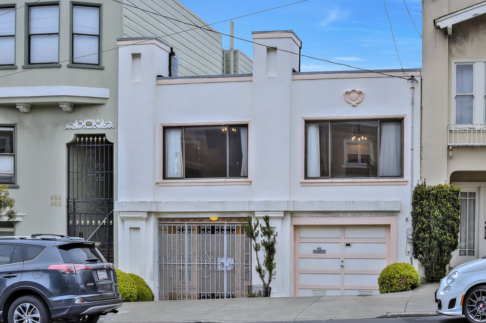 Sold at $1,300,000<strong>466 32nd Avenue, San Francisco</strong>