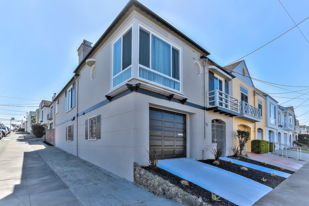 Sold at $1,300,000<strong>1500 41st Avenue, San Francisco</strong>