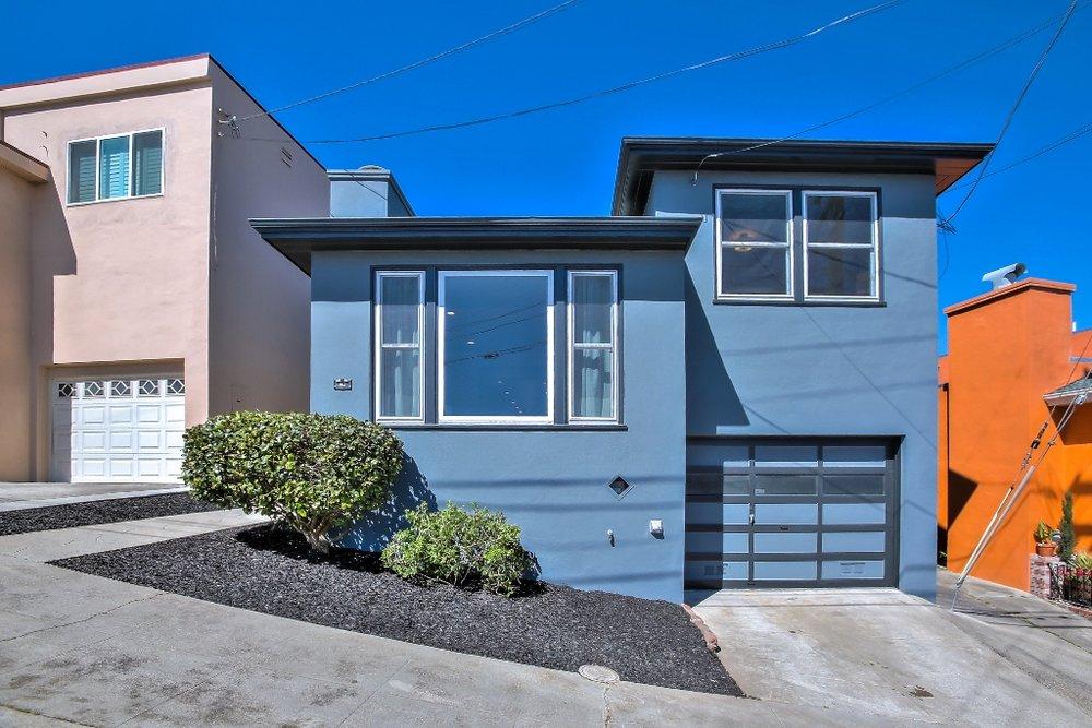 Sold at 1,300,000<strong>90 Lapham Way, San Francisco</strong>