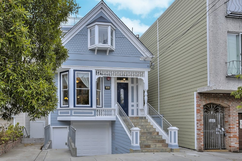 135 Cook Street, San Francisco<strong>offered at $1,495,000</strong>