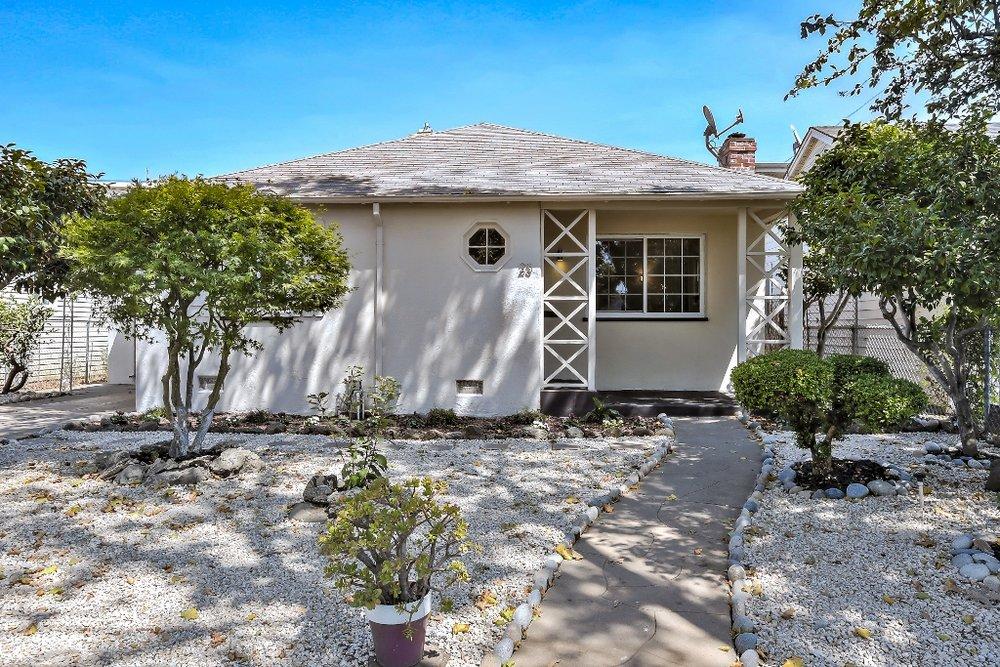 23 S Idaho Street, San Mateo<strong>offered at $989,000</strong>