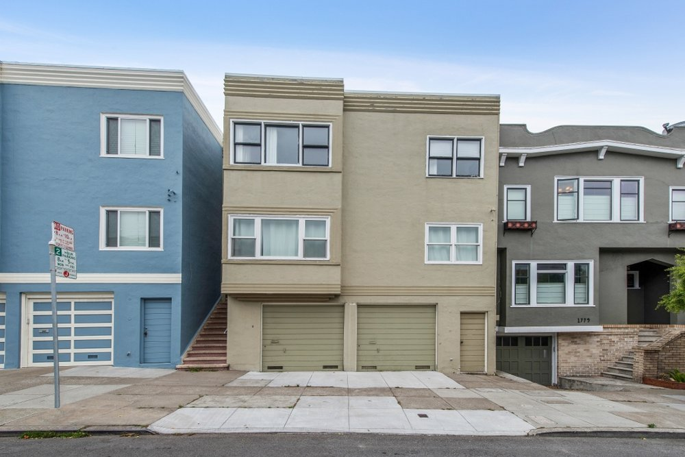 1783-1785 8th Avenue, San Francisco<strong>offered at $1,399,000</strong>