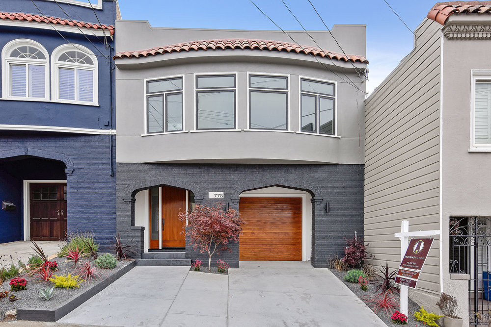 Sold at $3,250,000<strong>778 34th Avenue, San Francisco</strong>