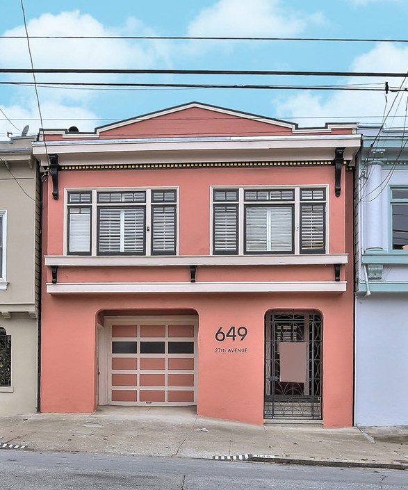 649 27th Avenue, San Francisco<strong>offered at $1,188,000</strong>
