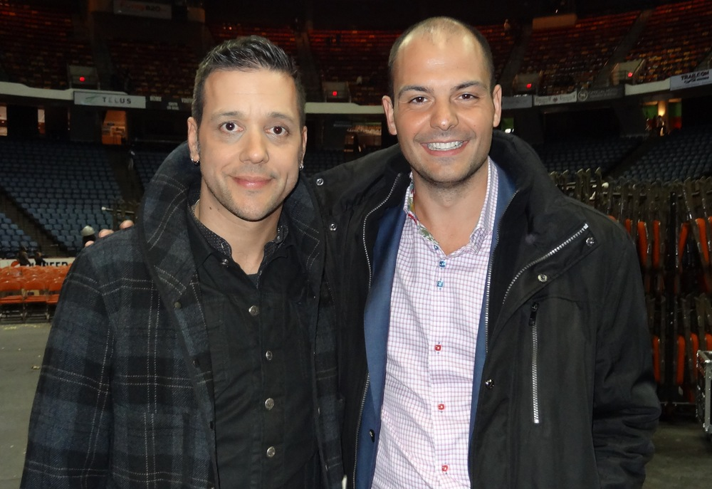 CBC TV Personality George Stroumboulopoulos
