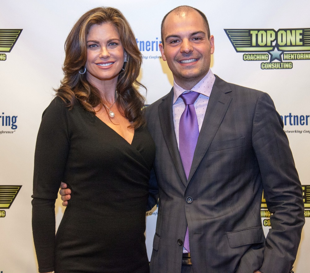 Super Model and Business Owner Kathy Ireland