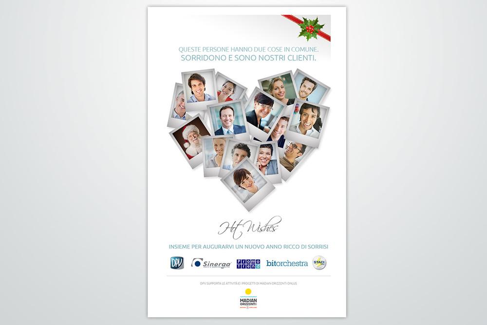 Newsletter Gruppo DPV Sinerga - Natale 2012