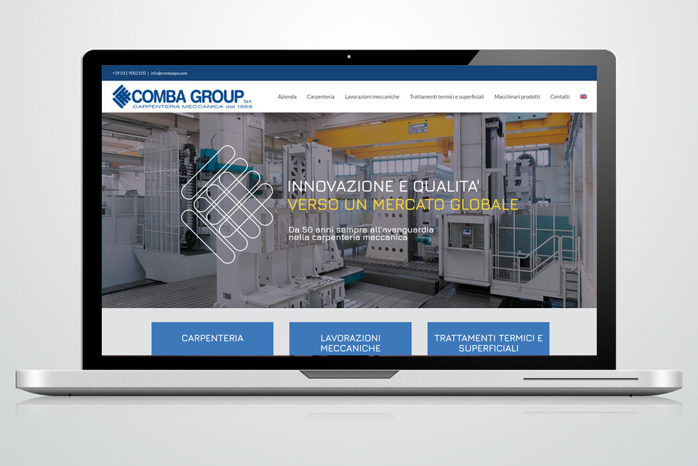 Website - Comba Group