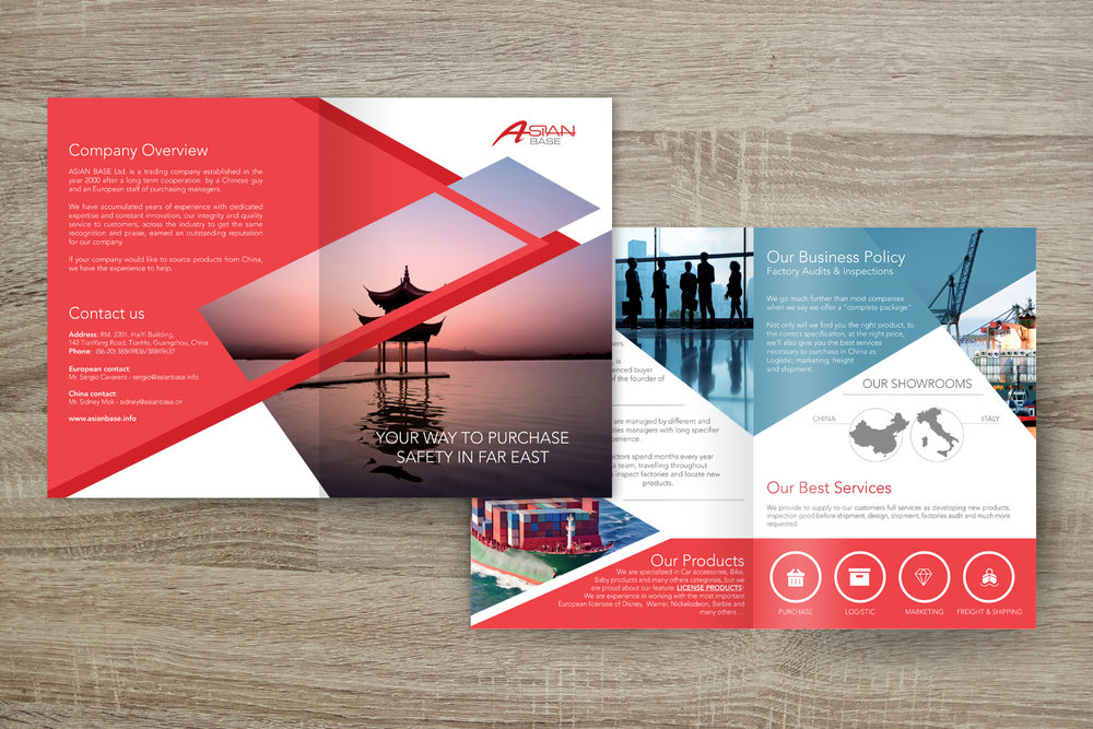 Brochure AsianBase