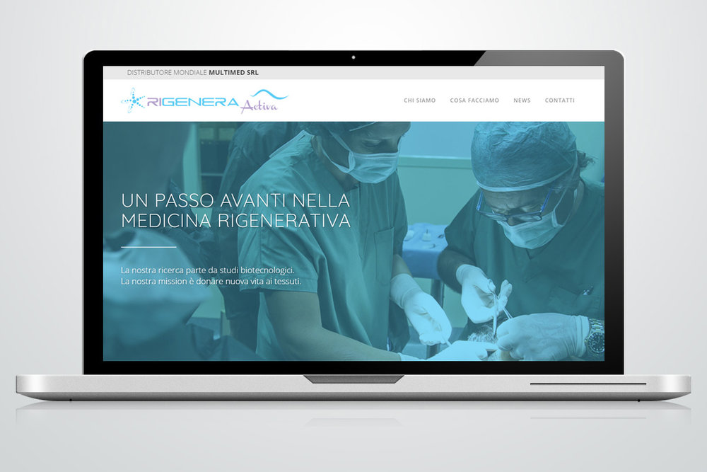 Website - Rigenera Activa