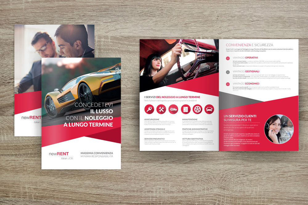 NewRent - Brochure