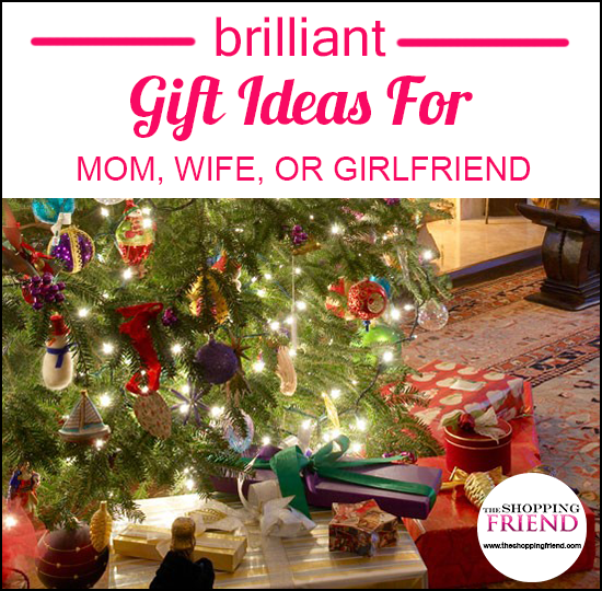 The Shopping Friend's team of expert personal stylists put together a great gift giving list for the special woman in your life.