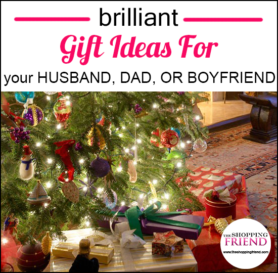 Stumped on what to get for your special guy? Whether it's a relative, like your dad or your brother, or for your romantic partner, we've got Santa's list of classy men's gifts that will definitely please!