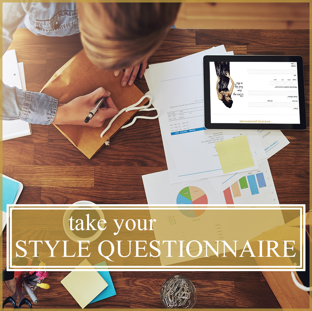 Take your style and image quiz and survey