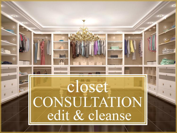 Personal Closet Organizer closet consultation, edit, & cleanse — the shopping friend