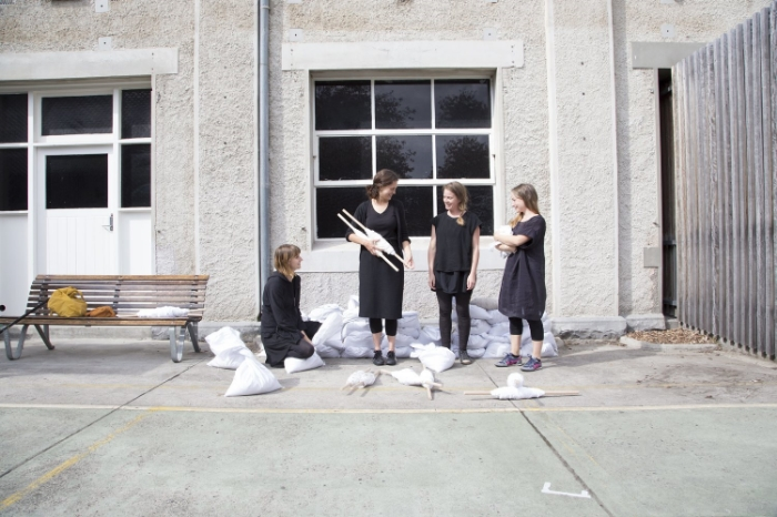 Classical Mechanics by The SEAM. Supported by the Abbotsford Convent Foundation. Photo by Beth Wilkinson, 2015.