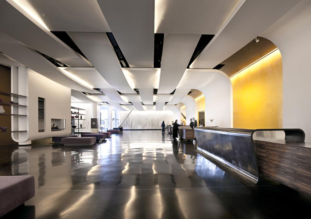 Sheraton Hotel Malpensa King Roselli Architetti