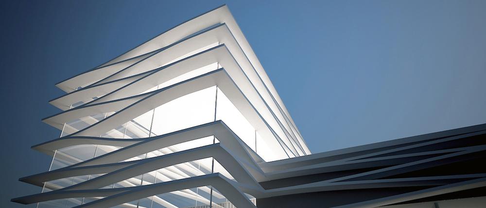 Fiberglass Framing Material : Fibreglass factories — king roselli architetti
