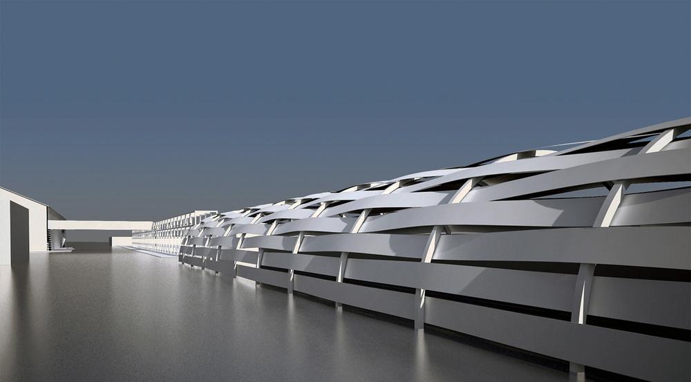 Fibreglass Factories King Roselli Architetti