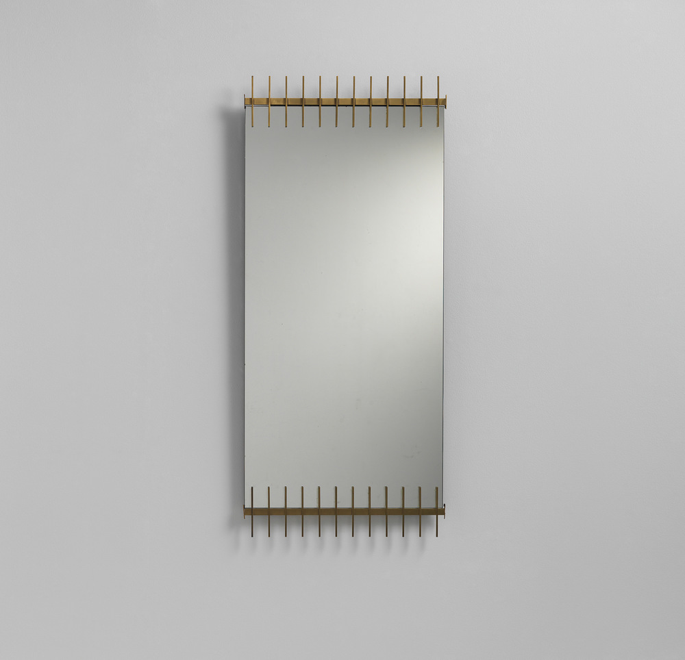 Ettore Sottsass Mirror, c.1949 Phillip London