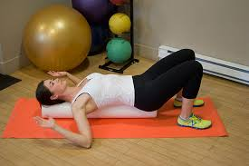 chest stretch foam roller