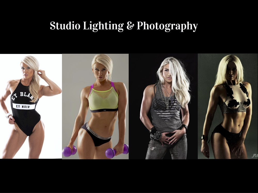 STUDIO PHOTO MAKEOVERS