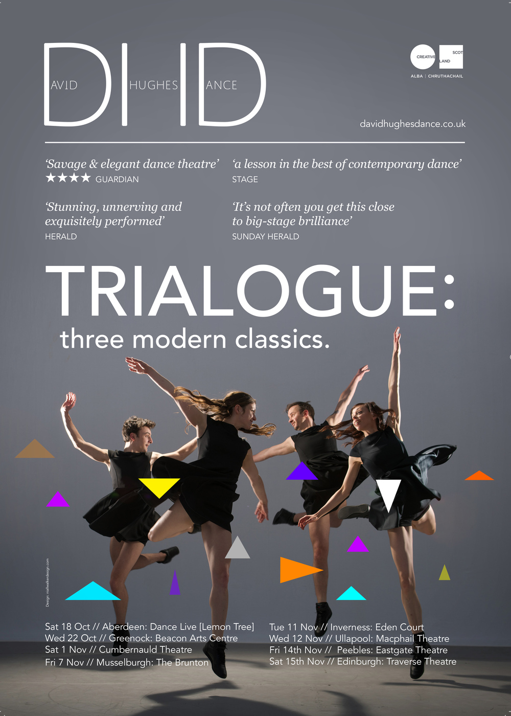Trialogue by David Hughes Dance