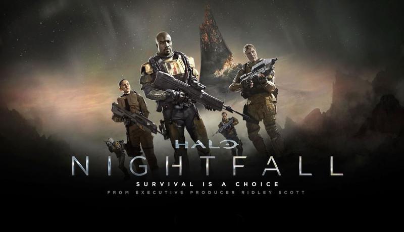 دانلود فیلم Halo Nightfall
