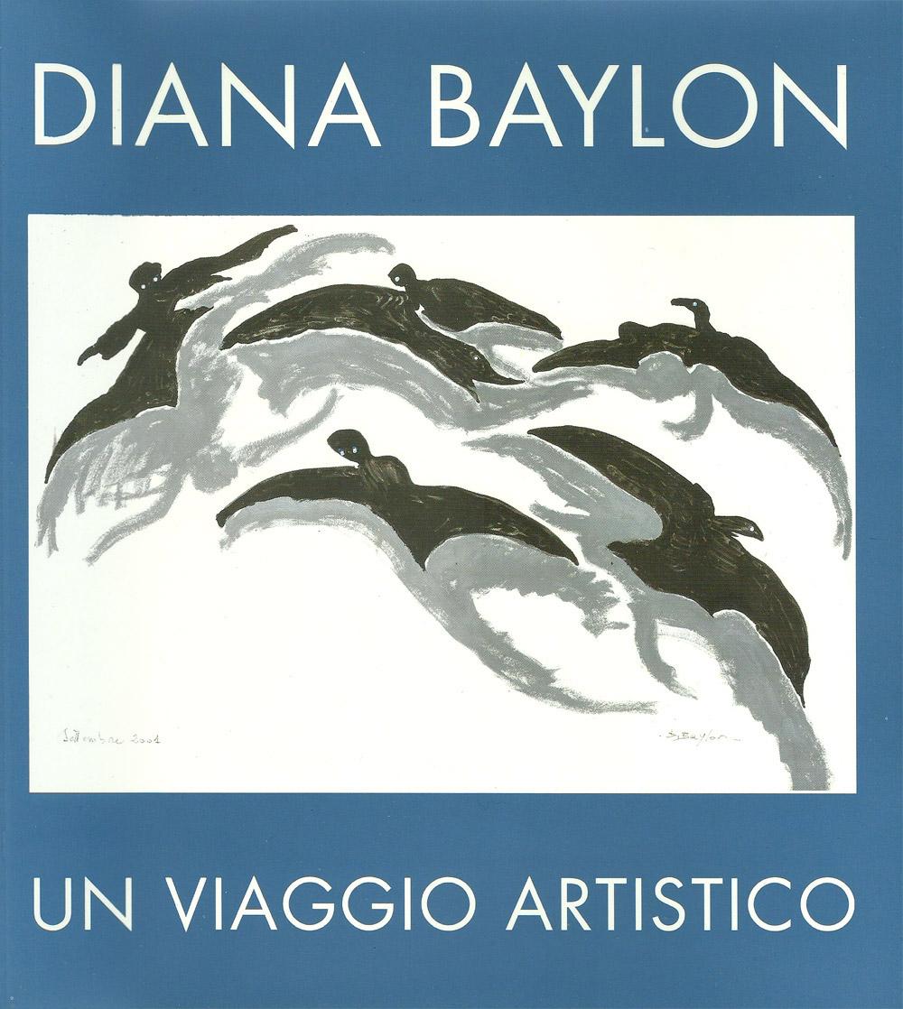 """Catalogo della mostra monografica """"Un viaggio artistico"""", Palazzina Mangani, Comune di Fiesole (FI), 2002 A cura di Stefano de Rosa"""