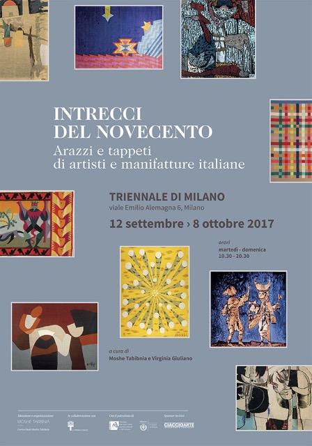 Triennale di Milano , Milano  12 Settembre -8 Ottobre 2017