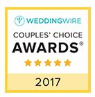 WeddingWire Couples Choice Award 2017 - Pink Palette Artists - Houston TX