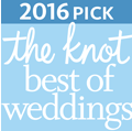 2016 The Knot Best of Weddings - Pink Palette Artists Houston TX
