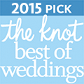 2015 The Knot Best of Weddings - Pink Palette Artists Houston TX