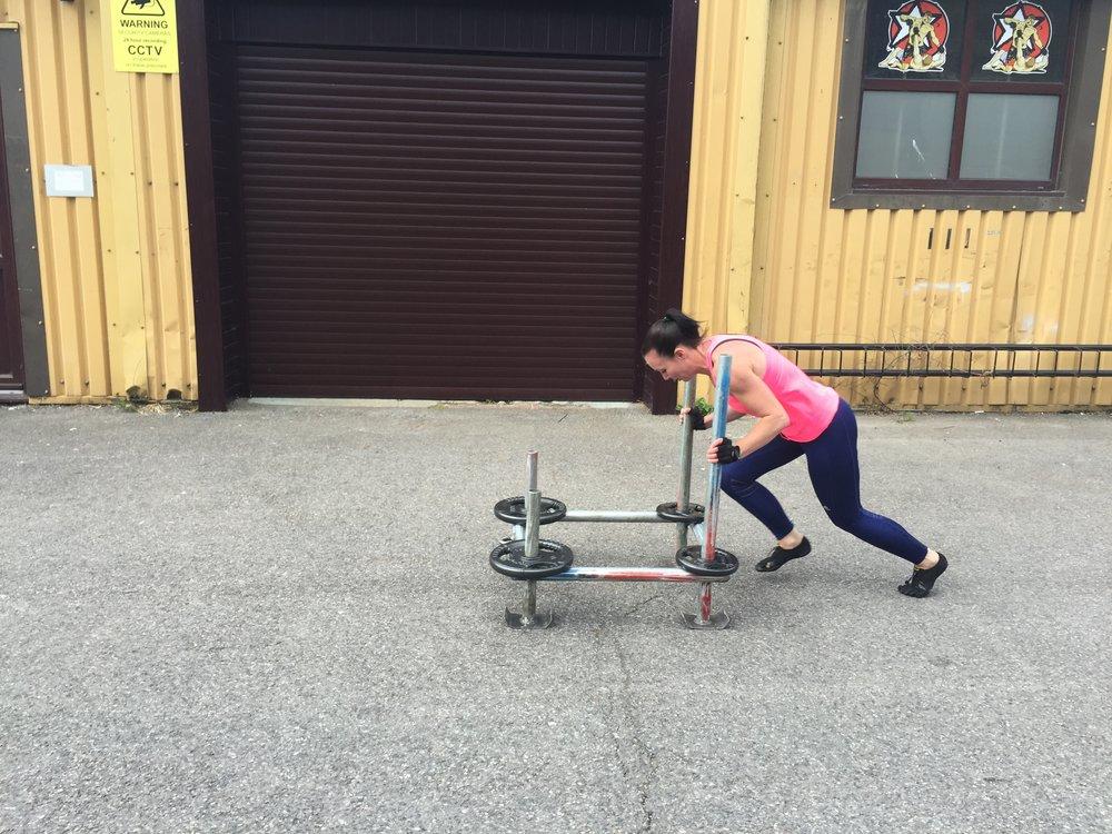 Powerful Fitness
