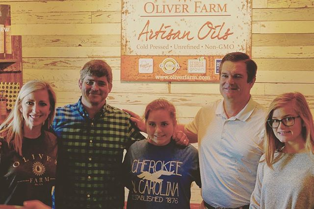 Highlights of 2018: Helping @oliverfarm push for congressional support of local and regional agricultural market programs in the Farm Bill. Many thanks to Rep. Austin Scott for coming out to listen to his constituents and looking out for Georgia farmers. Now let's get the #USDA back to work.  #farmbill #farmbill2018 #local #localfood #farm #farming #farmer #farmers #agriculture #georgiagrown #iamgeorgiagrown #georgia