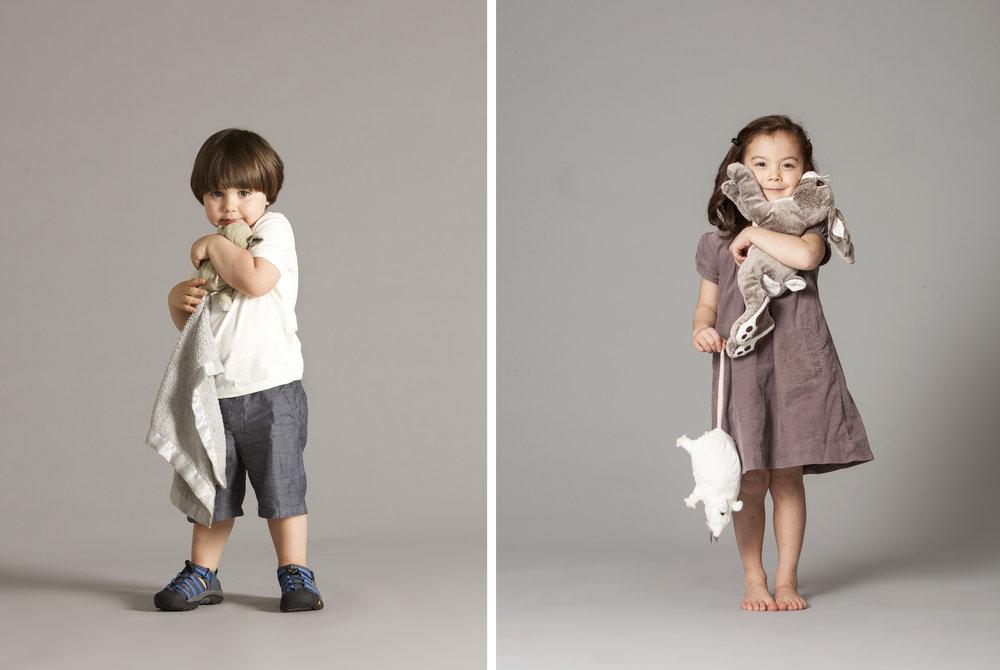 Doudou/lovies Portraits - November 6th/Manhattan