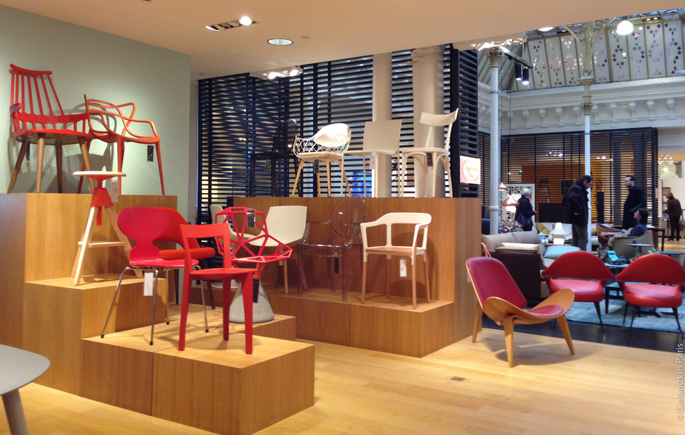 Bon Marché Paris Chairs