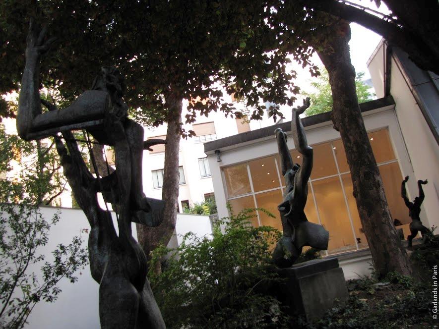 Musée Zadkine Paris