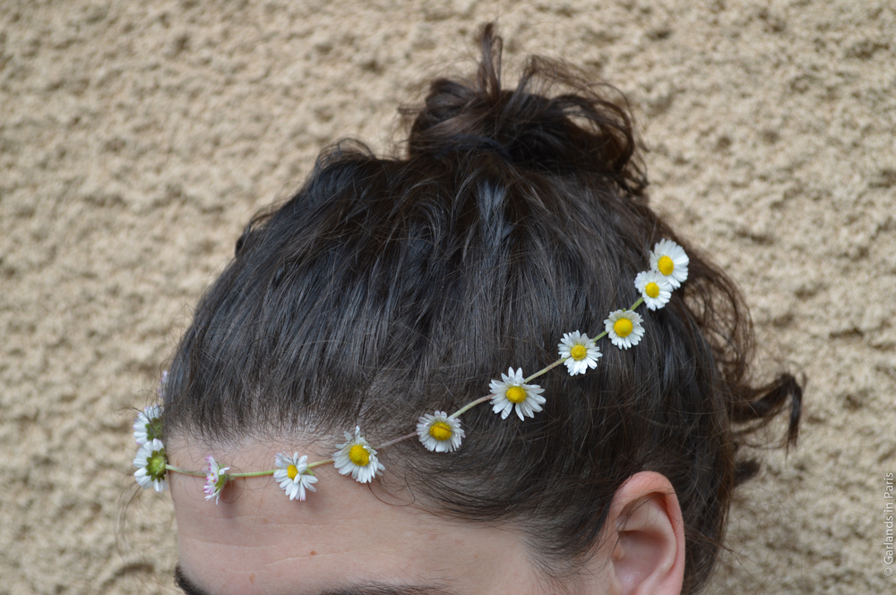 Daisy Chain Crown