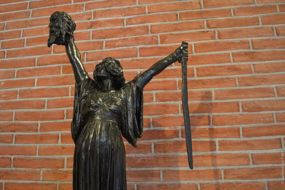 Musee des Augustins de Toulouse Statue
